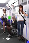 Subway photo