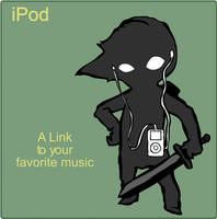 iPod Link by BBTillustrator