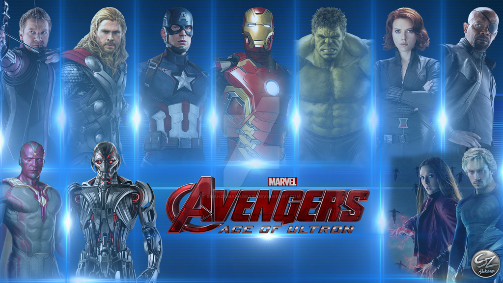 Avengers: Age of Ultron (2015) Watch Free Movie Online