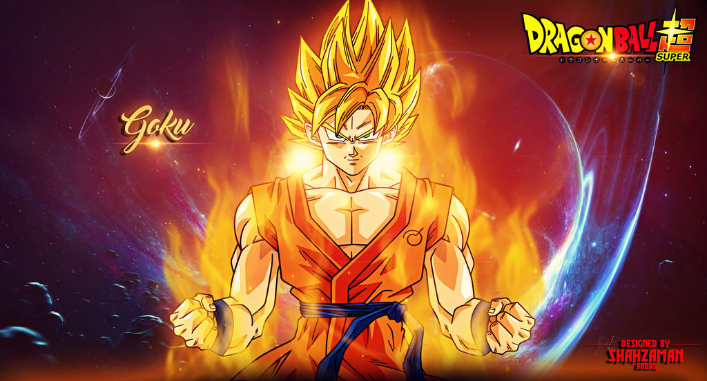 Dragon Ball Super Goku Wallpaper By Shahzamanabbasi On Deviantart