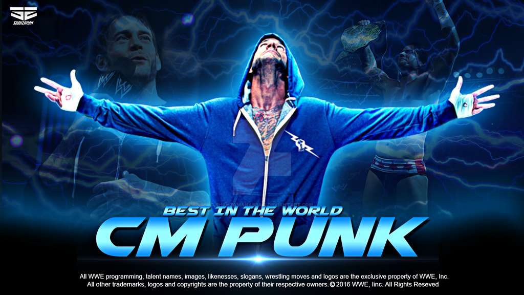 Cm punk wallpaper by shahzamanabbasi on deviantart cm punk wallpaper by shahzamanabbasi voltagebd Images