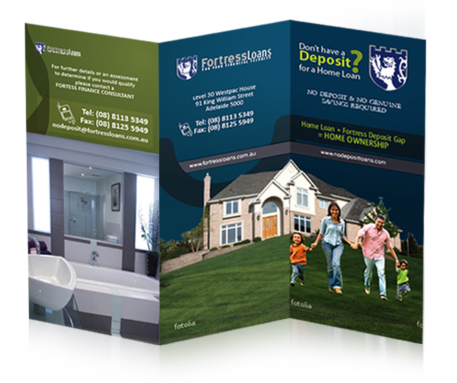 Trifold Brochure by Samirbanday
