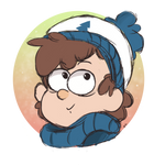 Dipper Christmas icon (1/3)