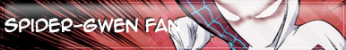 spider-Gwen fan button by DippinDot-Doodles