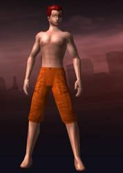 Ben Drake Praetorian shorts by DehFentom