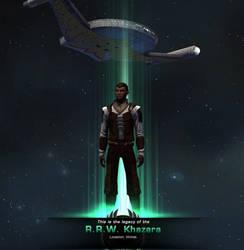 Romulan Vejius by DehFentom