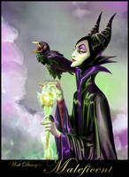 Maleficent by Ahyicodae