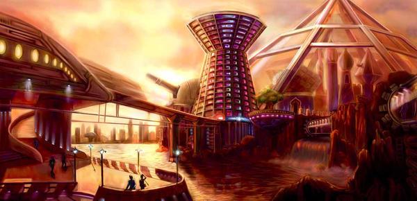 futuristic johor by jjeffreychai
