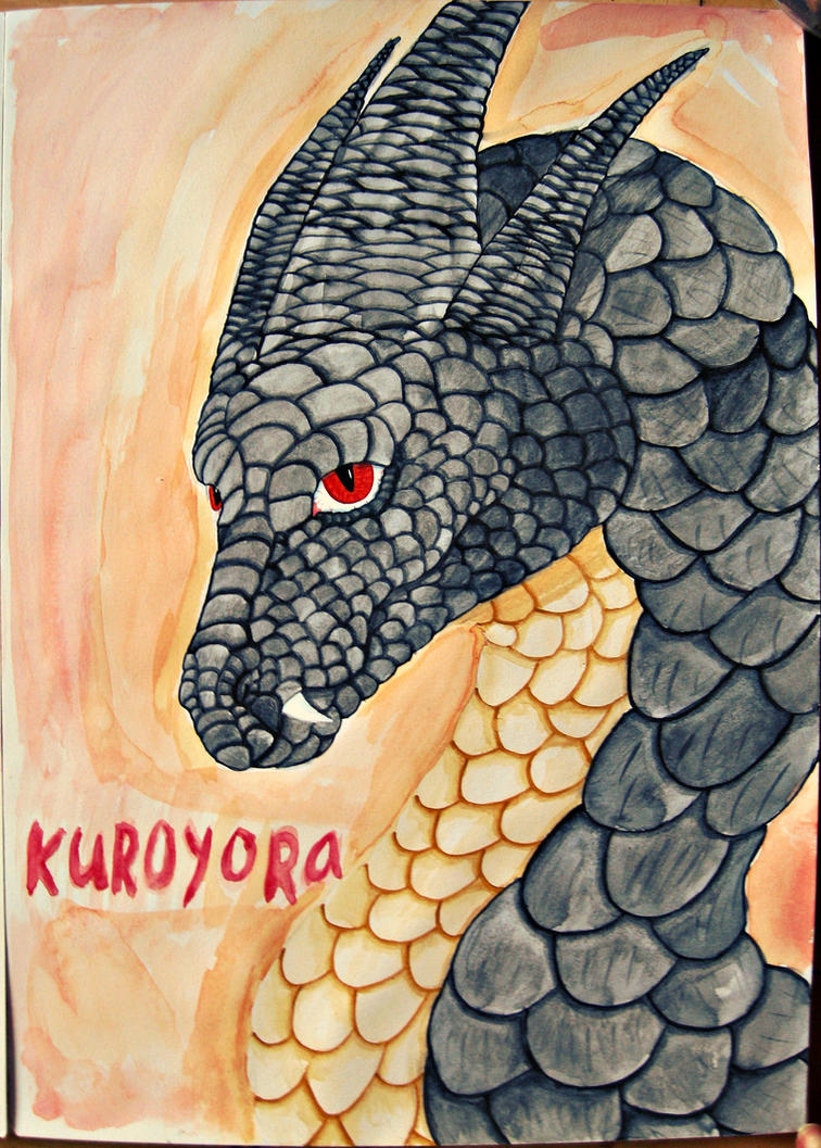 Kuroyora, The shine in the dark by Marl1nde