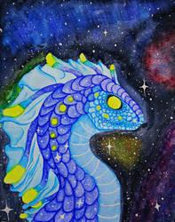 Nebula's Dragon by Marl1nde