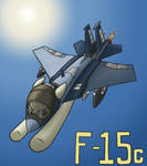 F-15c Plane Pony