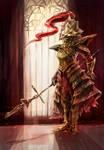 Ornstein the Dragon Slayer
