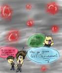 Ghost Adventures Chibi Party