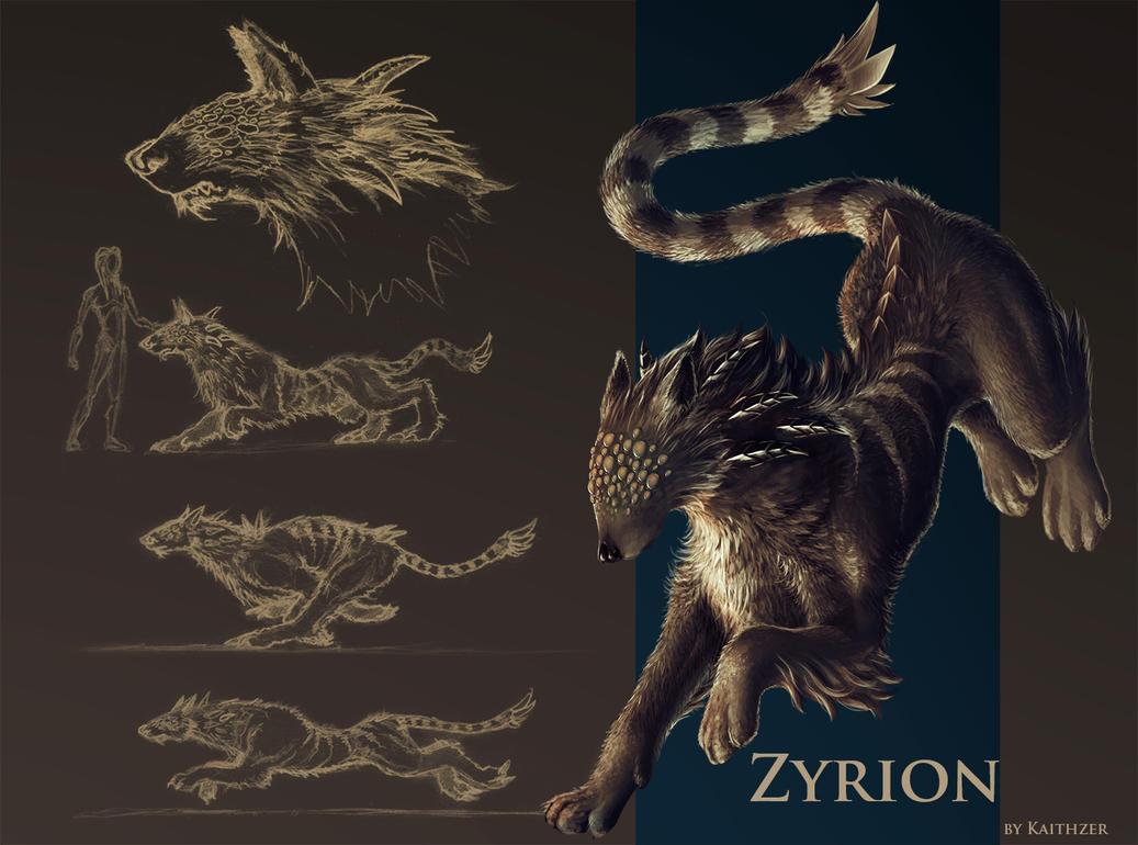 Zyrion by Einsamkaith