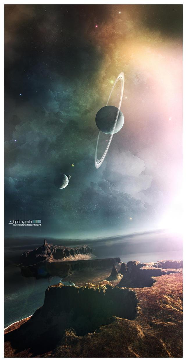 Light My Path by Sgtgrandpa