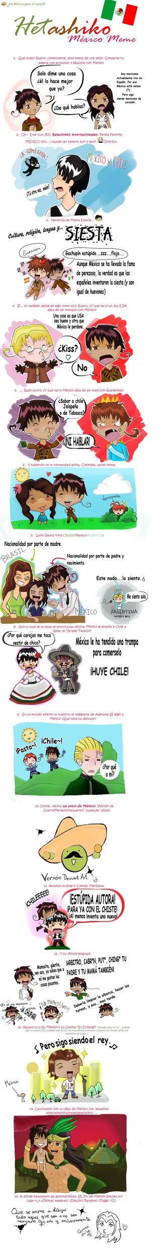 MemeMexico by Genzi-chan