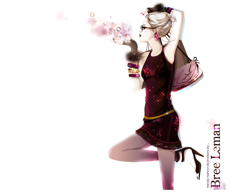 girly trendy fashion by breeleman on deviantart