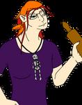 Nim the Kitchen Witch