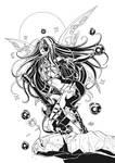 Rocker fairy by jotazombie