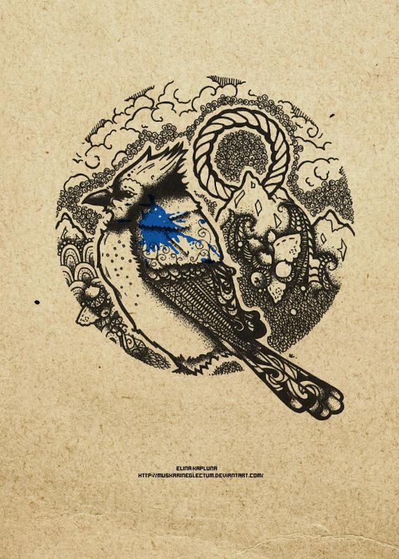 Blue by MuskariNeglectum