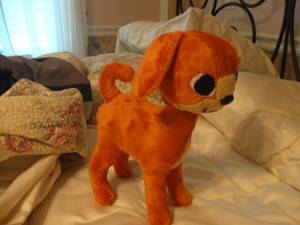 Maromi Plushie (Real Dog Version)