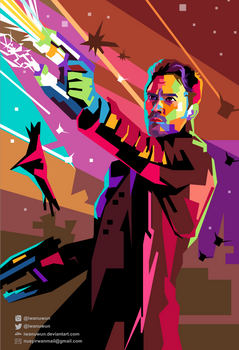 Star Lord on WPAP