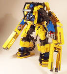 Cervatus and his Power Loader