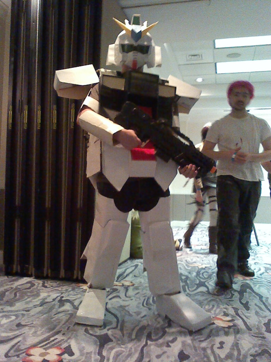 My RX-93 V Gundam Cosplay by kpstormie