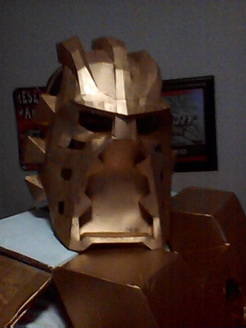 Takanuva - Toa of Light - Cosplay Teaser by kpstormie