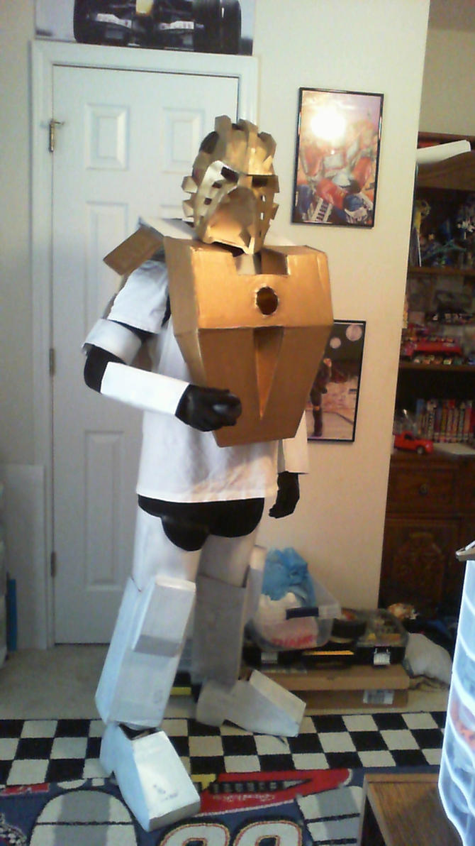 Takanuva - Toa of Light Cosplay by kpstormie