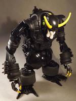 The Beast of Irroxar by kpstormie