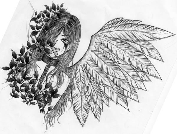 Fallen angel by mizzrammstein on deviantart fallen angel by mizzrammstein thecheapjerseys Gallery