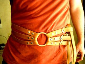 Triple Belt -Worn