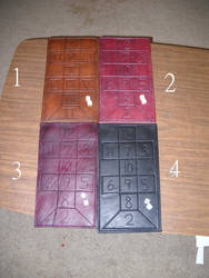 Leather Gluckhaus Boards