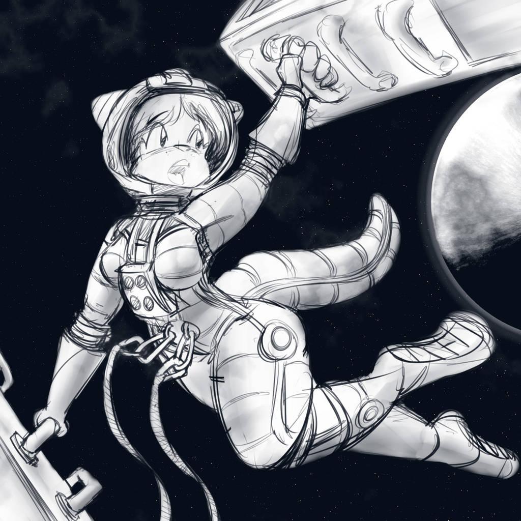 Space Vixen by tgwonder