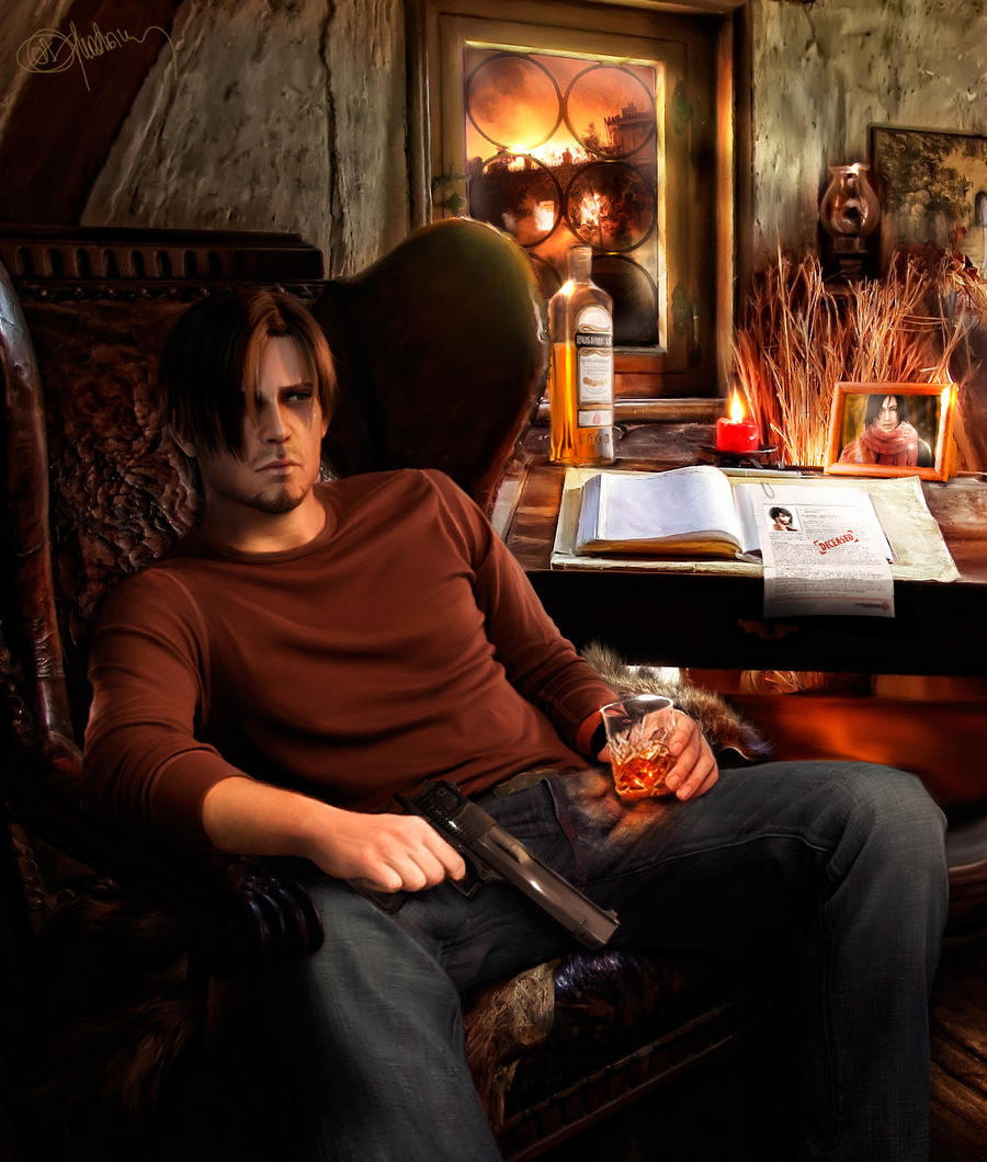 Leon + Ada by push-pulse