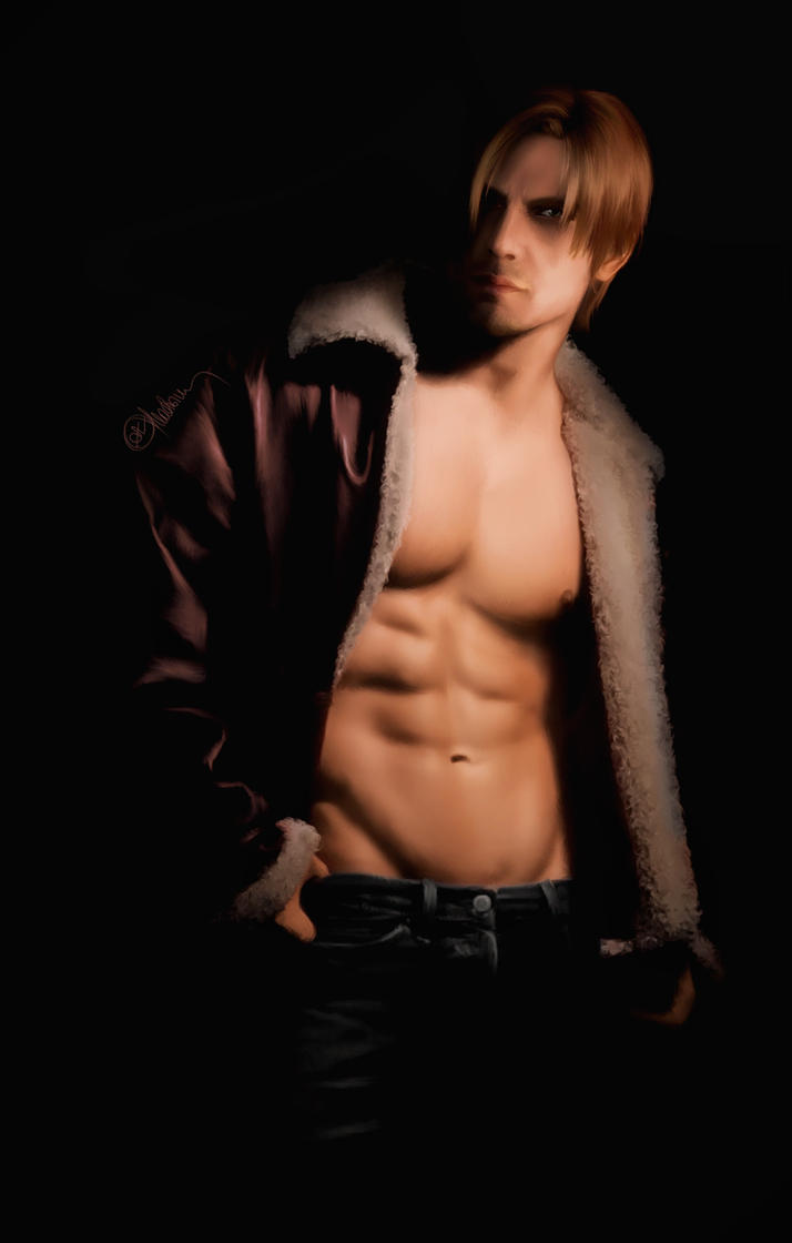 Leon Kennedy. Dream Boy by push-pulse