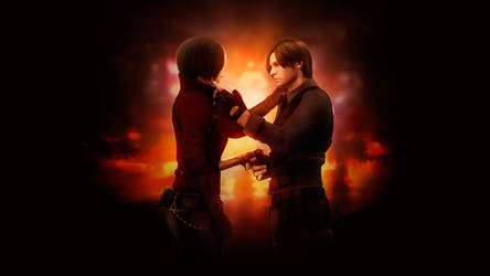 Ada + Leon. I'm so tired by push-pulse