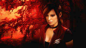 Photorealistic Claire Redfield