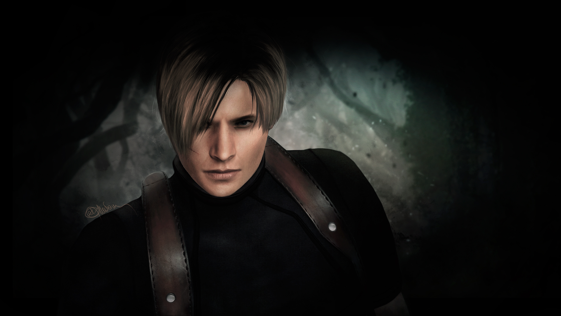 Resident Evil 4 Photorealistic Leon Kennedy By Push Pulse On