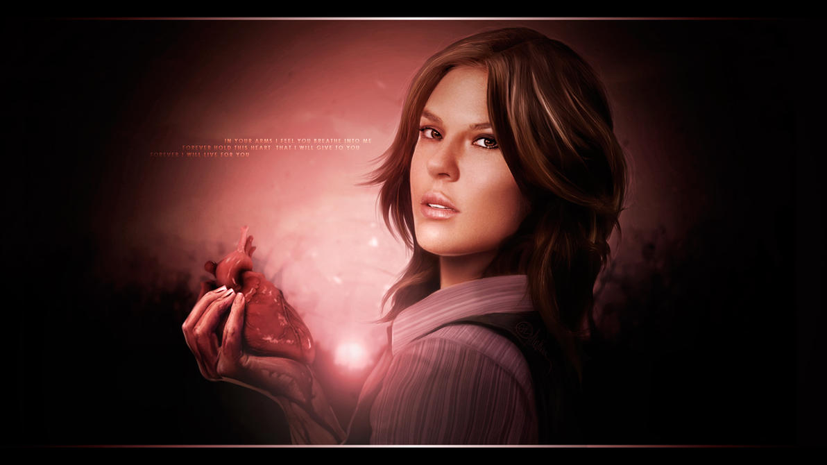 Photorealistic Helena Harper, Resident evil 6. by push-pulse