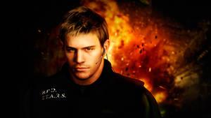 Photorealistic Chris Redfield, Resident Evil 5