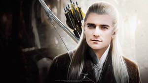 Legolas (Orlando Bloom) Hobbit. VIDEO