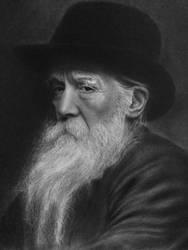 Graphite portrait on Bristol paper by alie7