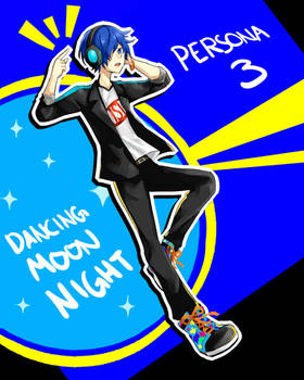 Persona 3 Dancing moon night!