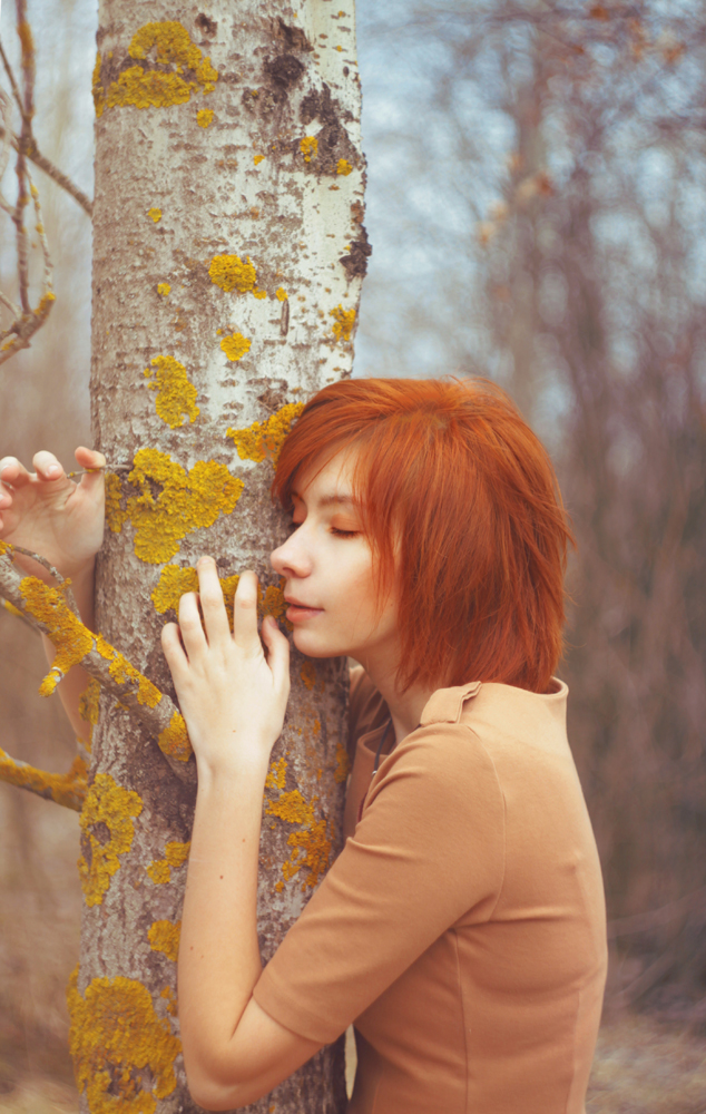 Enjoy The Silence by October-Sunshine