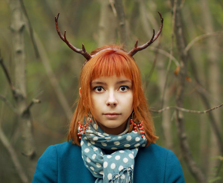 I'm your deer by October-Sunshine