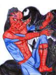 Spidey X Venom