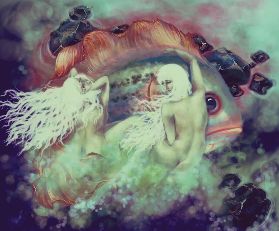 Oceanids By Cirrusmin0r On Deviantart