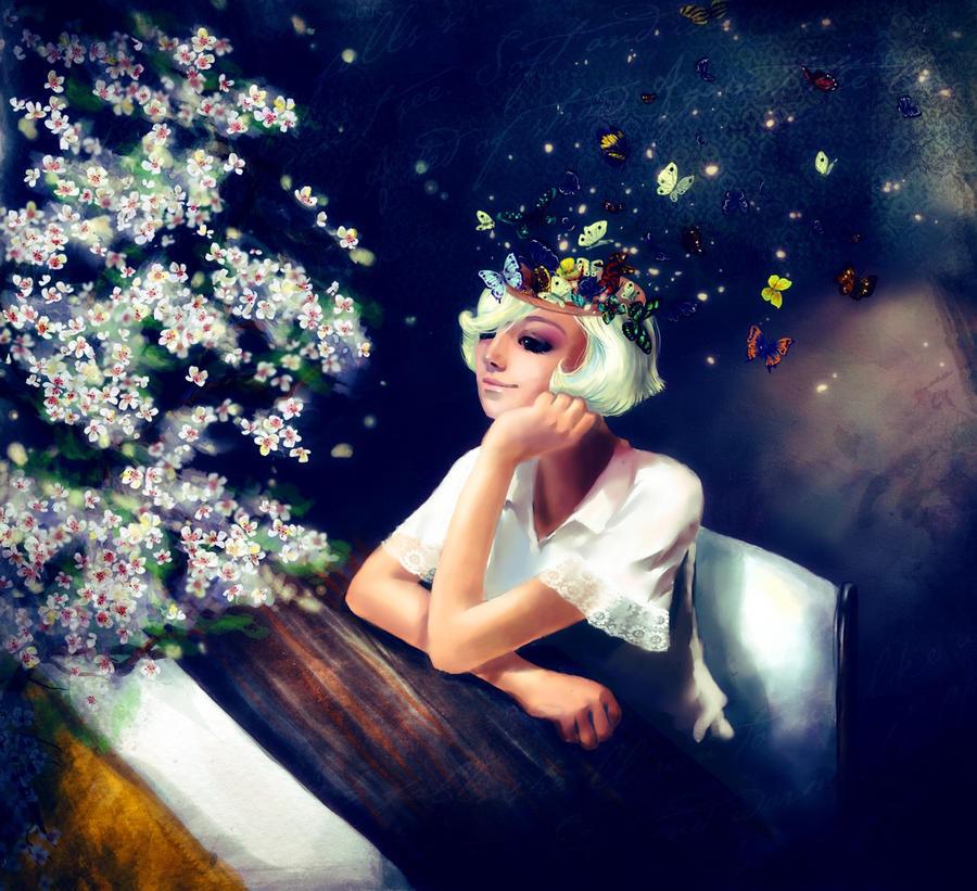 Spring by cirrus-art